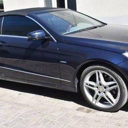 Mercedes E-250 cabrio